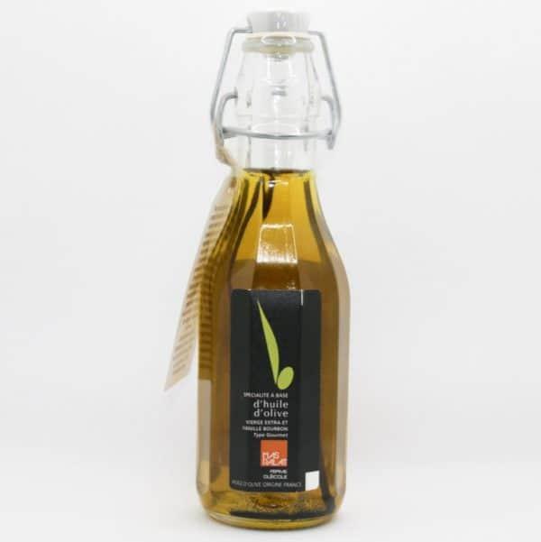 trouver une huile d'olive à la vanille 25 Cl