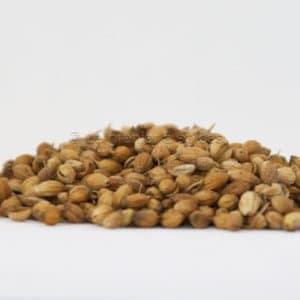 Graines de coriandre en vrac
